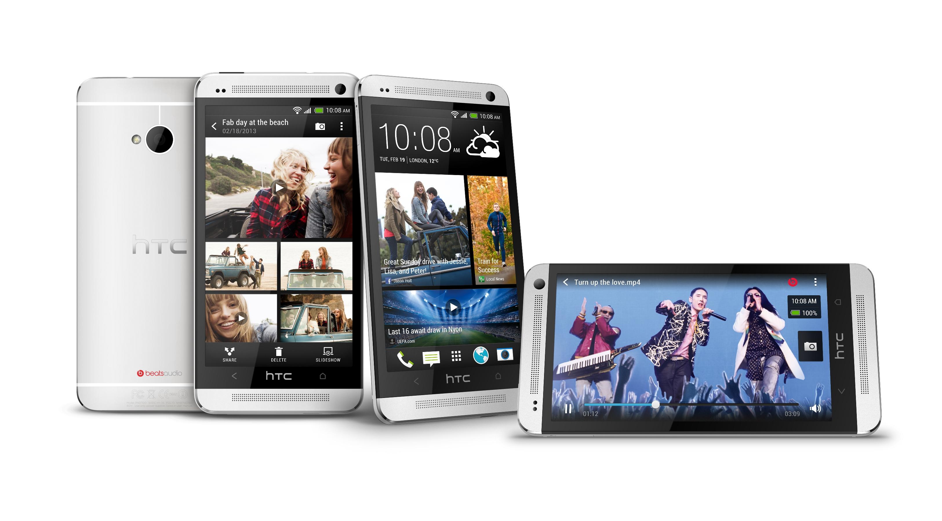 HTC One สีแดง - Omega Gadget 8