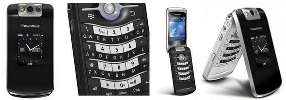 BlackBerry Pearl Flip 8220 - Omega Gadget 10