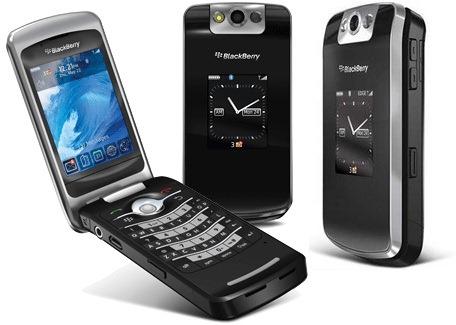 BlackBerry Pearl Flip 8220 - Omega Gadget 3