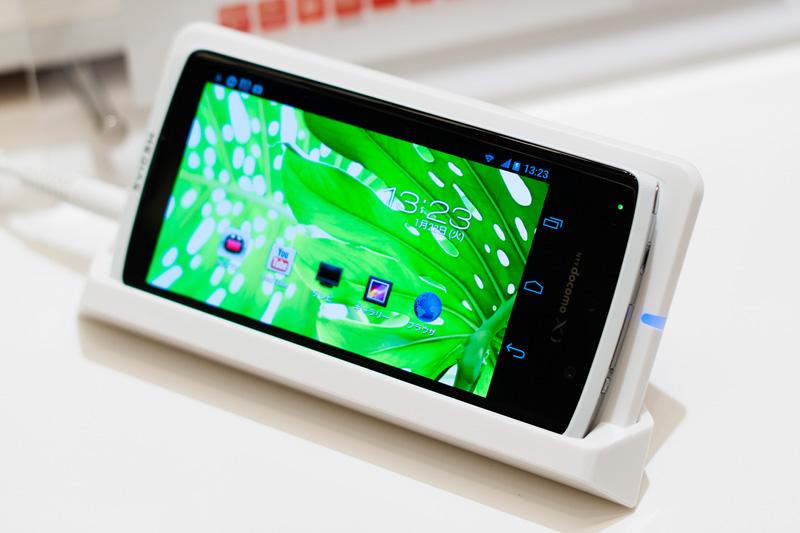 Docomo N-04E NEC Medias X - Omega Gadget 12