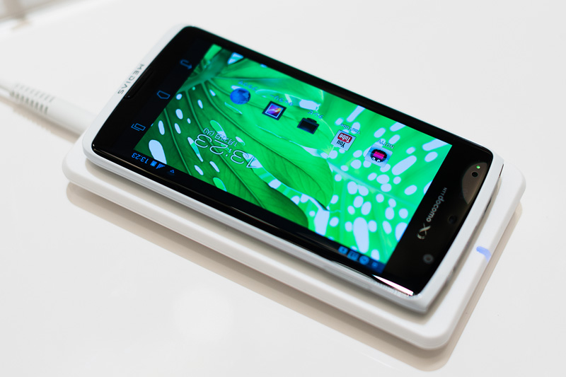 Docomo N-04E NEC Medias X - Omega Gadget 15