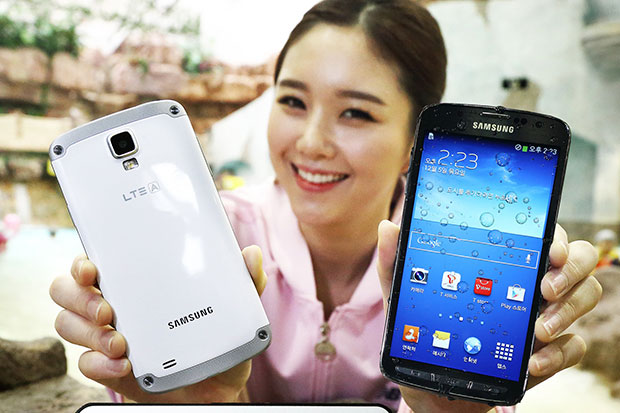 Samsung Galaxy S4 Active LTE-A - Omega Gadget 6