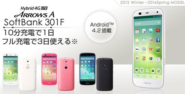 Softbank Arrow A 301F - Omega Gadget 8