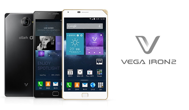 Vega Iron 2 A910K A910S - Omega Gadget 1