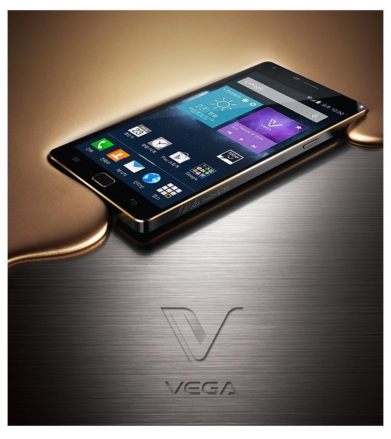 Vega Iron 2 A910K A910S - Omega Gadget 3