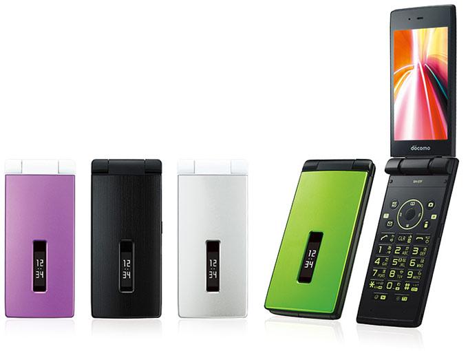 Docomo SH-07E Sharp Aquas Phone - Omega Gadget 1