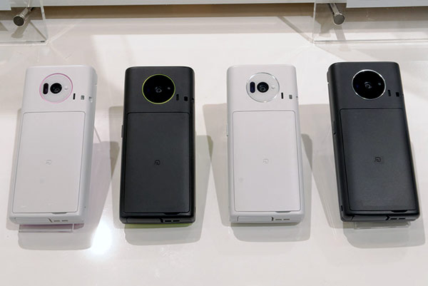 Docomo SH-07E Sharp Aquas Phone - Omega Gadget 6