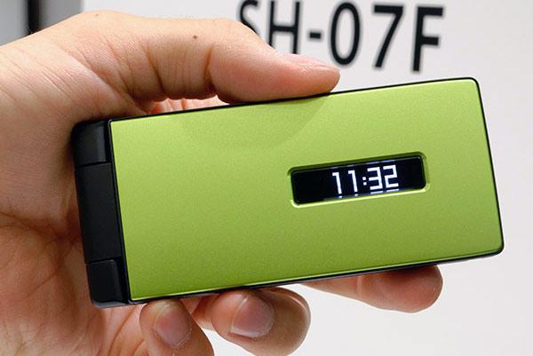 Docomo SH-07E Sharp Aquas Phone - Omega Gadget 7
