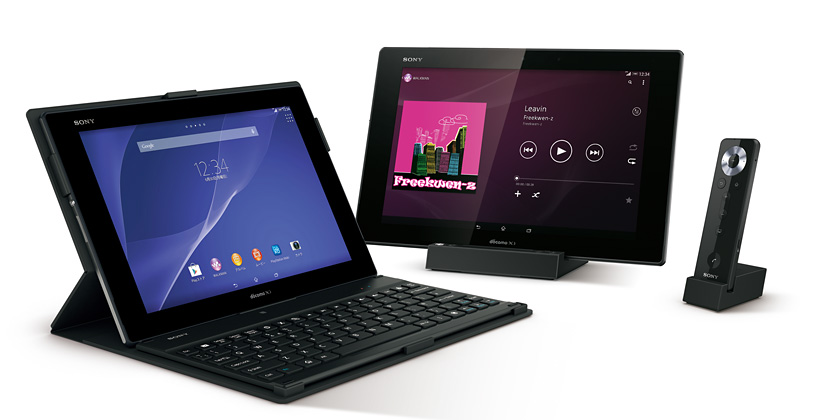 Docomo SO-05F SONY Xperia Z2 Tablet - Omega Gadget 6