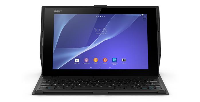 Docomo SO-05F SONY Xperia Z2 Tablet - Omega Gadget 7