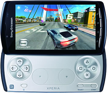 Docomo SO-01D Sony Xperia Play - Omega Gadget 3