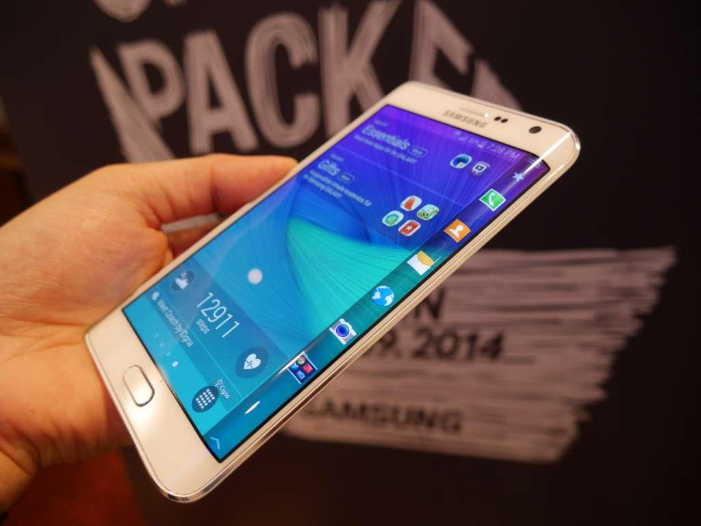 Docomo SC-01G Samsung Galaxy Note Edge - Omega Gadget 10