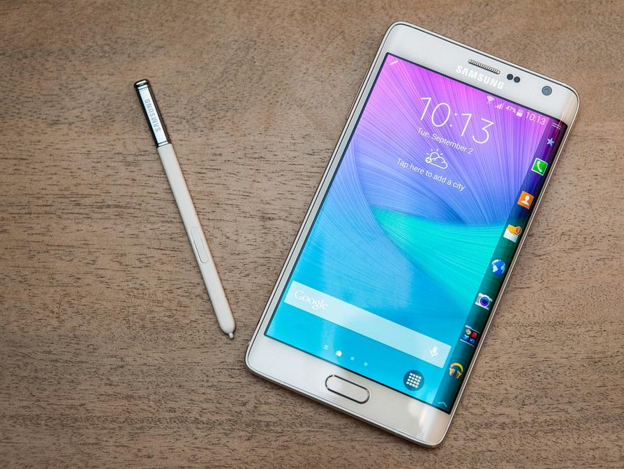 Docomo SC-01G Samsung Galaxy Note Edge - Omega Gadget 11