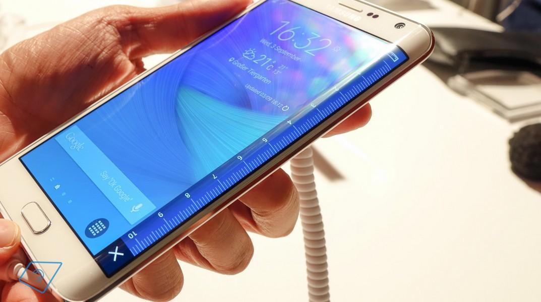 Docomo SC-01G Samsung Galaxy Note Edge - Omega Gadget 13