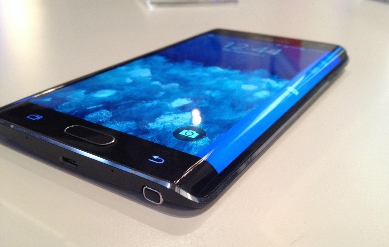 Docomo SC-01G Samsung Galaxy Note Edge - Omega Gadget 14