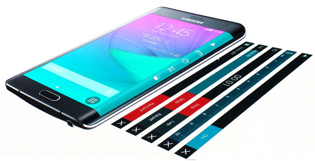 Docomo SC-01G Samsung Galaxy Note Edge - Omega Gadget 3