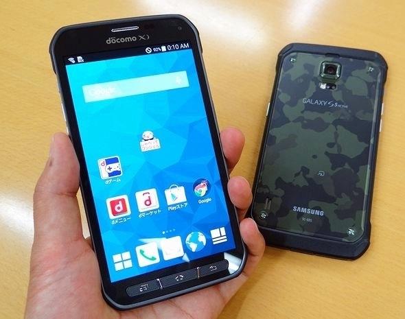 Docomo SC-02G Samsung Galaxy S5 Active - Omega Gadget 3