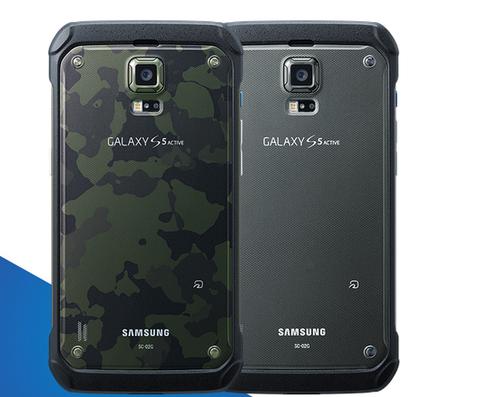 Docomo SC-02G Samsung Galaxy S5 Active - Omega Gadget 4