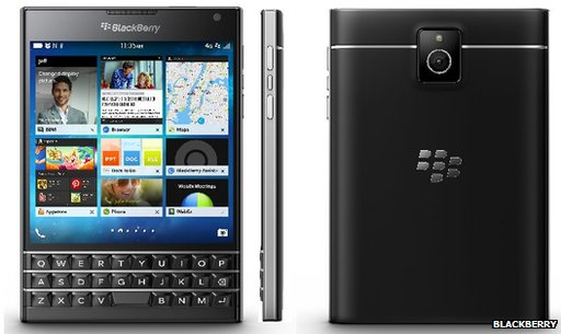 BlackBerry Passport - Omega Gadget 14