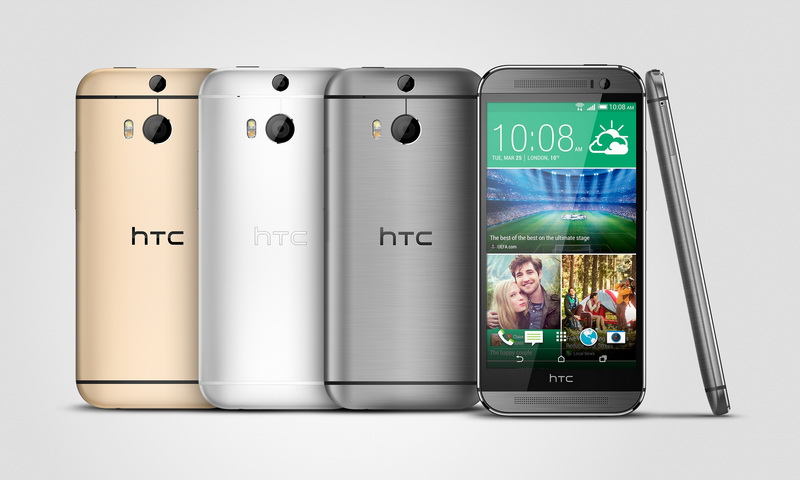 HTC One M8 Dual Sims - Omega Gadget 1