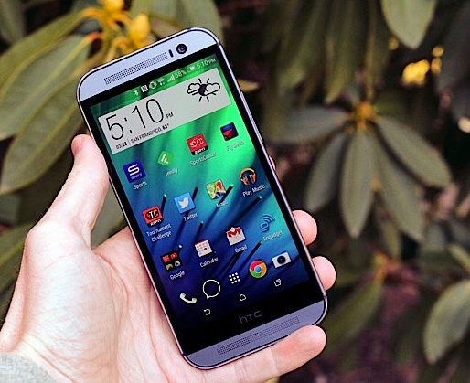 HTC One M8 Dual Sims - Omega Gadget 13
