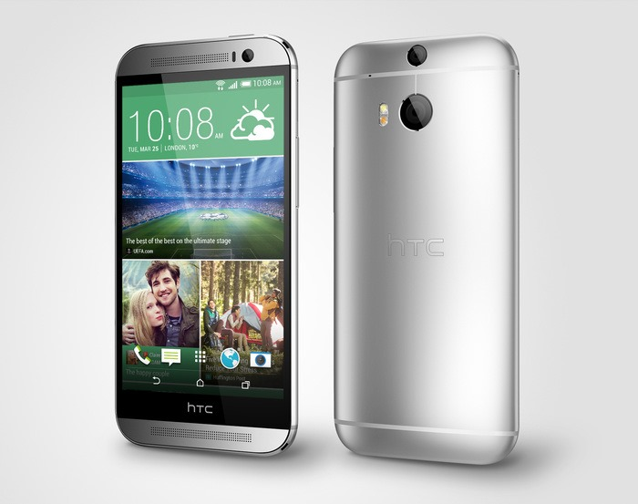 HTC One M8 Dual Sims - Omega Gadget 3