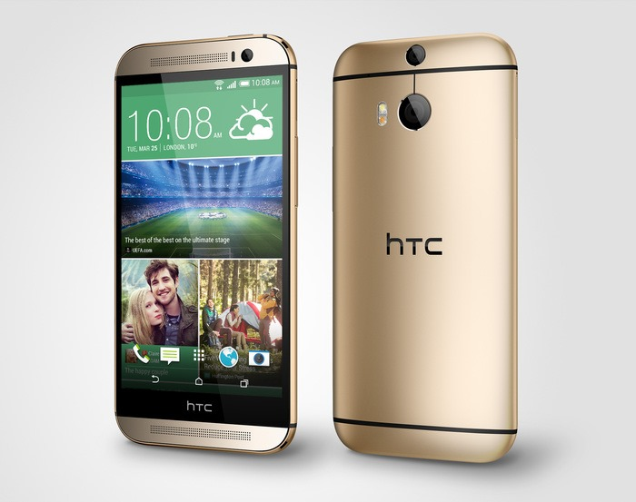HTC One M8 Dual Sims - Omega Gadget 5