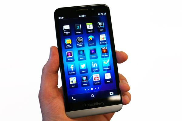 Blackberry Z30 - Omega Gadget 4