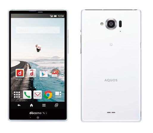Docomo SH-01G Sharp Aquos Phone Zeta 6 - Xiaomi Thailand 11