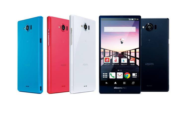Docomo SH-01G Sharp Aquos Phone Zeta 6 - Xiaomi Thailand 9