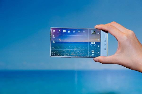 Softbank 305SH Sharp Aquos Crystal - Omega Gadget 4