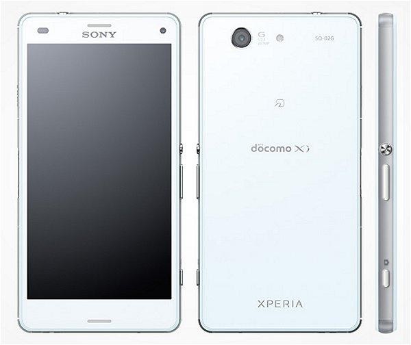 Docomo SO-02G Xperia Z3 Compact - Omega Gadget 11