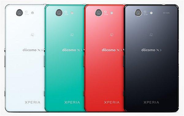 Docomo SO-02G Xperia Z3 Compact - Omega Gadget 12