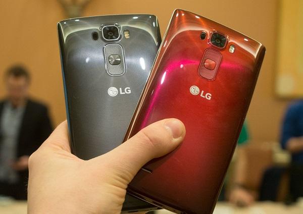 LG G Flex 2 - Omega Gadget 2