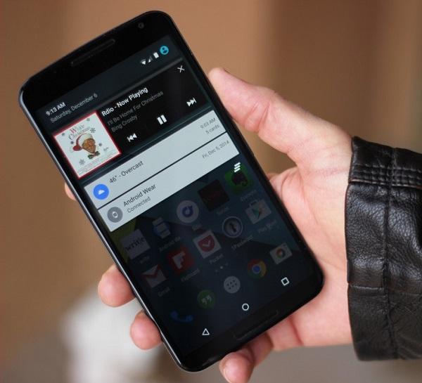 Nexus 6 - Omega Gadget 11