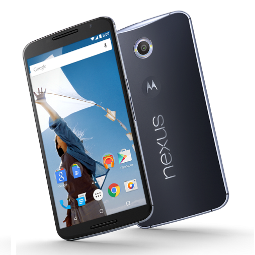 Nexus 6 - Omega Gadget 2