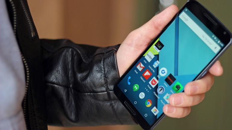 Nexus 6 - Omega Gadget 4